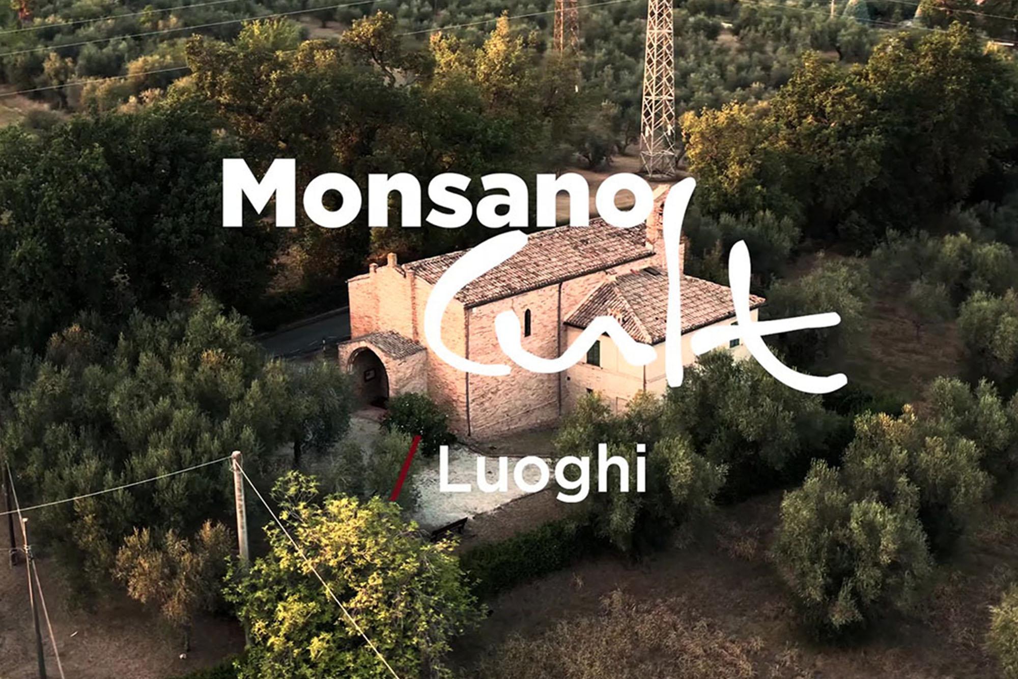 La Chiesa Degli Aroli - MonsanoCult / Luoghi